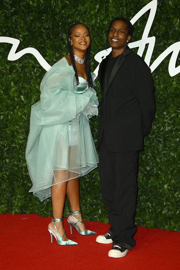 Rihanna i ASAP Rocky