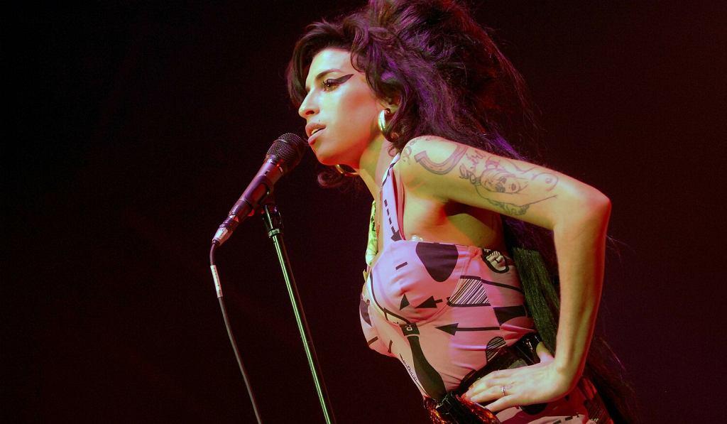 Koncert Amy Winehouse w Paryżu