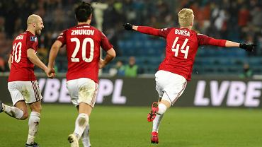 Aleksander Buksa może awansować do Premier League!