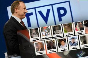 Wiadomości pokazały wizerunek osób protestujących pod TVP. Czy naruszyły RODO? Pytamy ekspertów