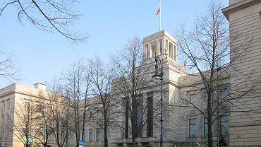 Rosyjska ambasada w Berlinie (zdjęcie ilustracyjne)