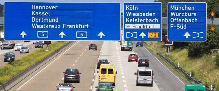 """Niemcy: Opłat za autostrady nie będzie. Unia Europejska powiedziała """"stop"""""""