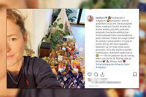 Olga Frycz zdradziła, co robi z prezentami dla dziecka, które dostaje od firm