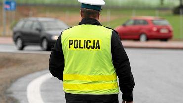 Policja (zdjęcie ilustracyjne)