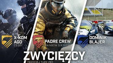 W trzeciej turze Polish Esport Cup 2020 Sezon 2 faworyci nie zawiedli kibiców!