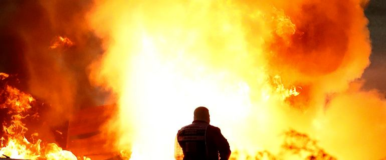 Bolid eksplodował niczym bomba. Te systemy uratowały życie Romaina Grosjeana [F1 Sport #37]
