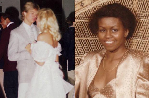 Zdjęcie numer 0 w galerii - Michelle Obama na studniówce pokazała klasę, Brad Pitt przyszedł z piękną blondynką, a jak bawił się Andrzej Duda?