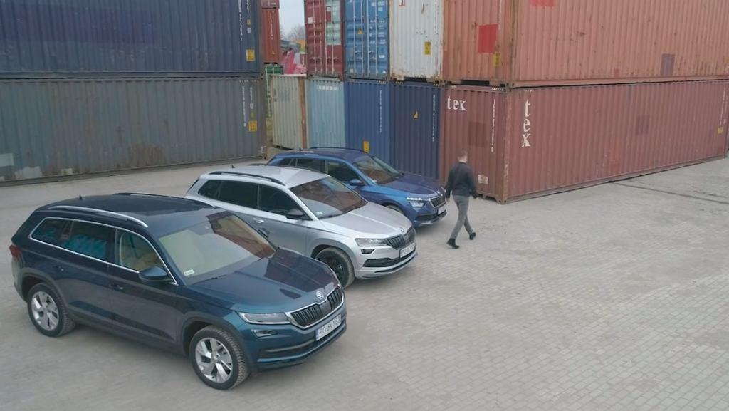 Po co jednej marce aż trzy SUV-y? Testujemy Kamiqa, Karoqa i Kodiaqa