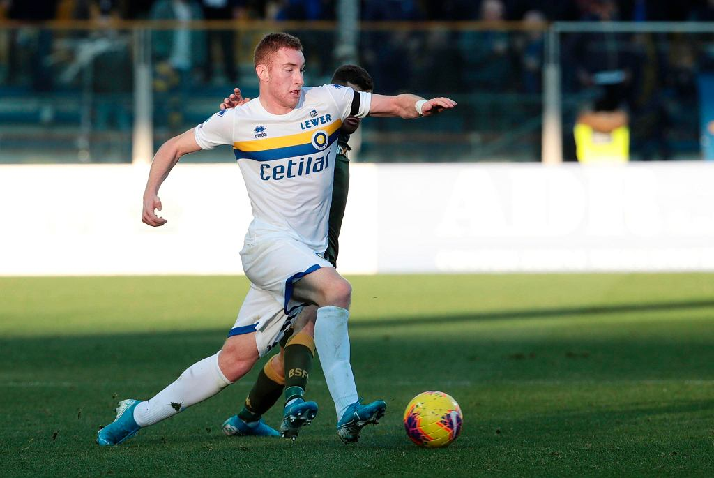 Włoskie media: Dejan Kulusevski przejdzie do Juventusu