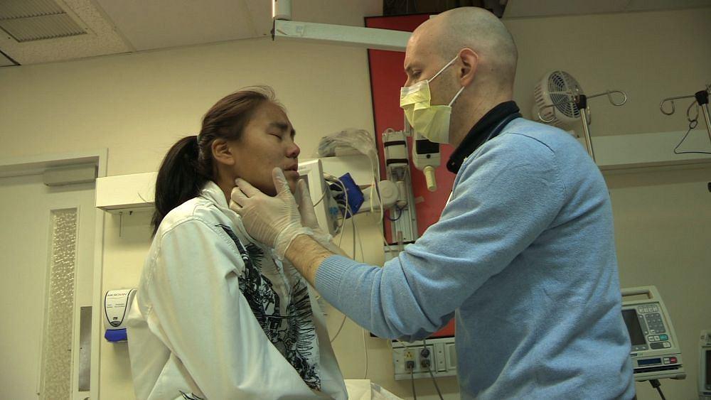 Lekarze: Ekstremalne wyzwania Inuici