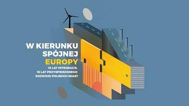 Plakat konferencji W kierunku spójnej Europy w ECS
