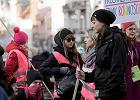 Manifa w Toruniu. Feministki przeciw przemocy [ZDJĘCIA]