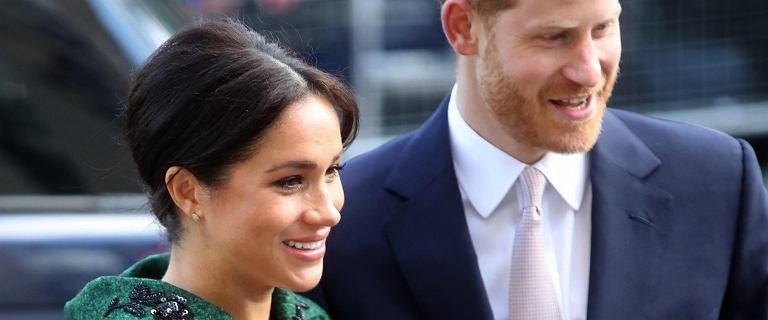 Jak będzie miało na imię dziecko Meghan Markle i księcia Harry'ego?