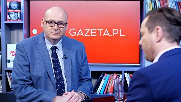 Piotr Zgorzelski z PSL jest gościem Porannej rozmowy Gazeta.pl