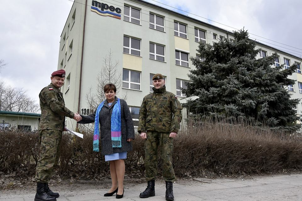 Kielce, miasto przekazało nieruchomości przy ul. Mielczarskiego na potrzeby WOT
