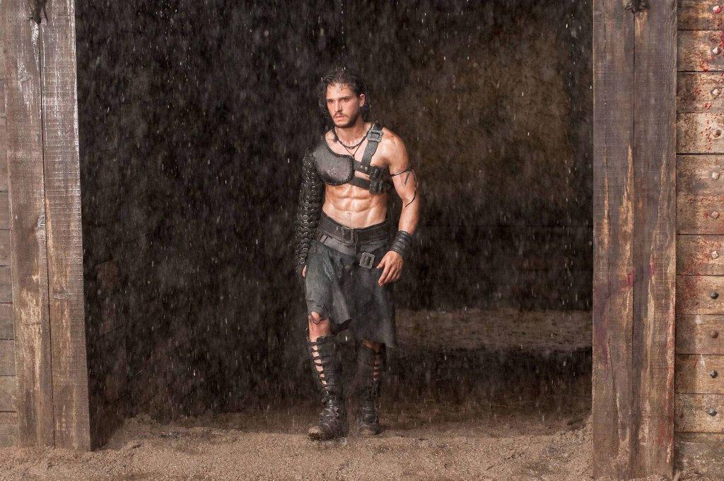 Kadr z filmu 'Pompeje'