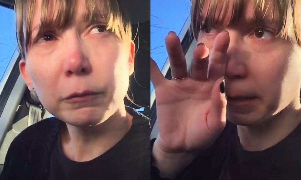 Mama płacze, bo nie stać jej na leki dla dziecka
