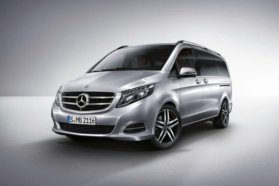 Mercedes Klasy V