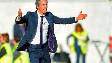 Paulo Sousa  - tu jako trener klubu włoskiego Fiorentina w 2017 r.