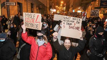 Protesty ws. wyroku TK 27 stycznia