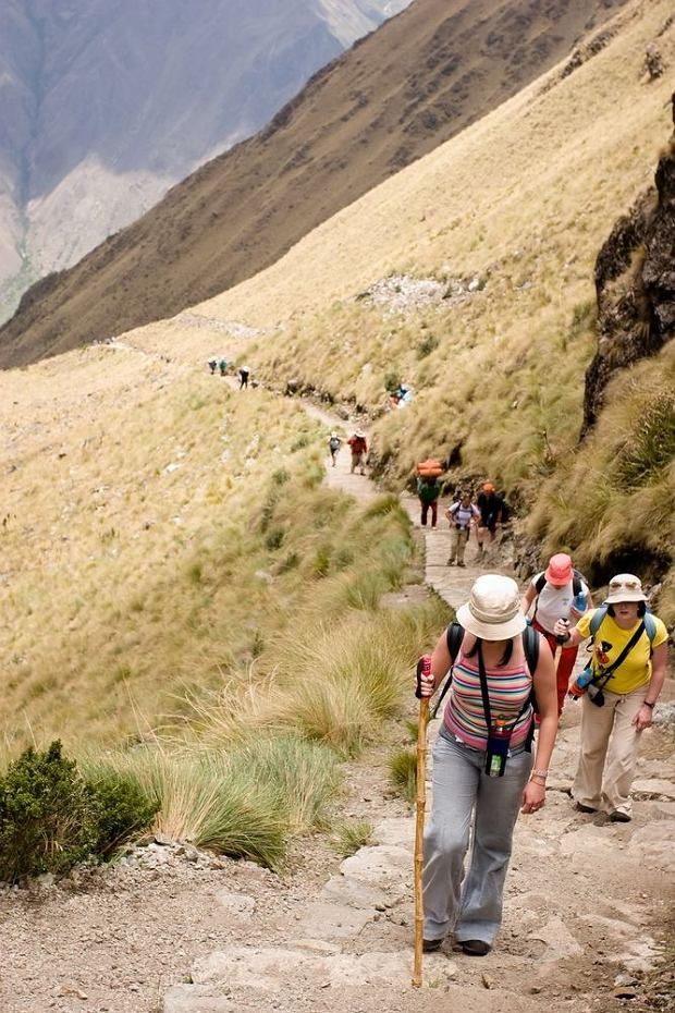 Szlak Inków w Peru / fot. Shutterstock