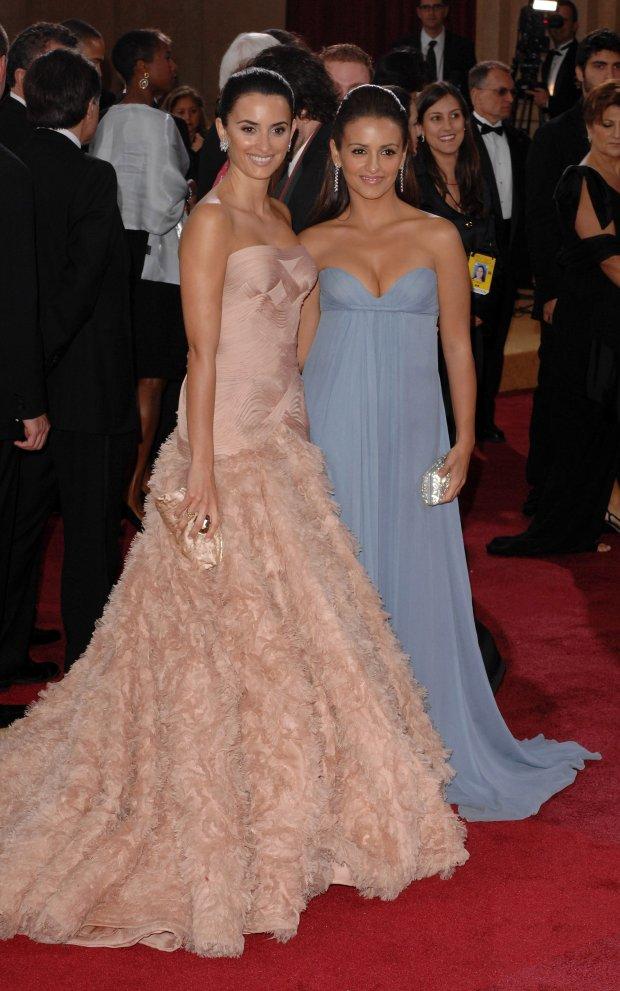 Penelope Cruz, Monica Cruz w 2007 roku