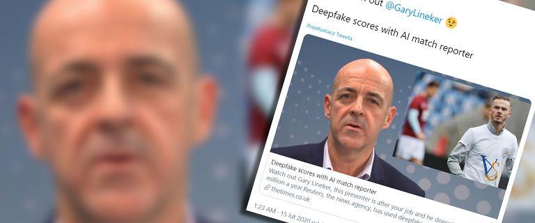 Reuters stworzył wirtualnego prezentera sportowego. SI zrelacjonuje mecz