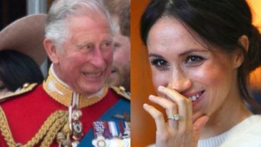 Książę Karol ma przezwisko dla Meghan