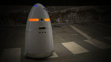 Robot Knightscope K5