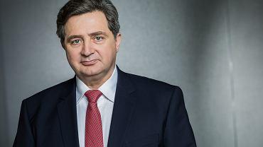 Brunon Bartkiewicz, prezes ING Banku Śląskiego