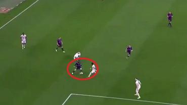 Lionel Messi ośmieszył Freda