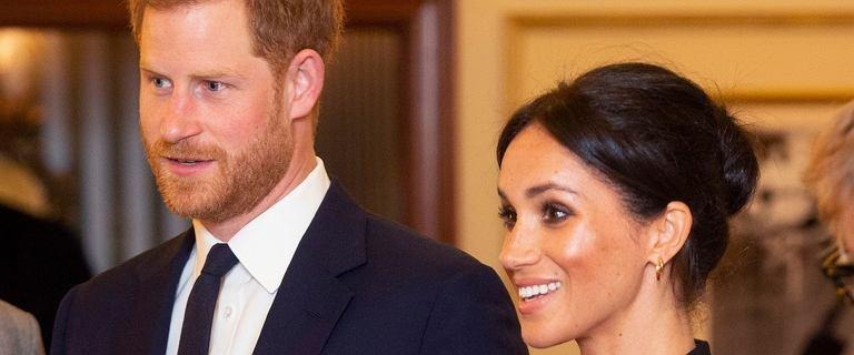 Meghan Markle i książę Harry po narodzinach dziecka przeprowadzą się do Afryki? Pałac Buckingham wydał oświadczenie
