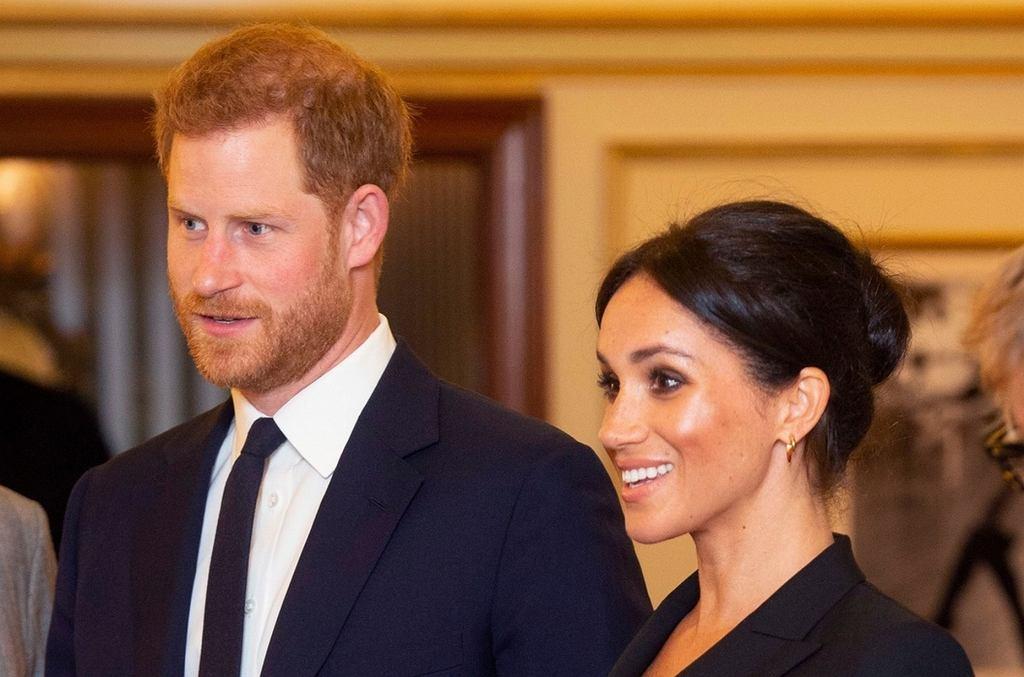 Meghan Markle i książę Harry przeprowadzą się do Afryki