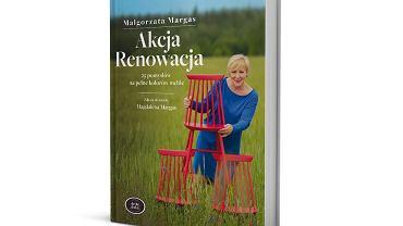 Nowa książka 'Akcja renowacja'