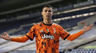 Cristiano Ronaldo przyzwyczaja się w Juventusie do odpadania z Ligi Mistrzów w 1/8 finału