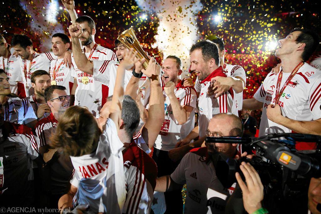 Polscy siatkarze w 2014 roku zostali mistrzami świata, a w 2015 zawitają do Częstochowy!