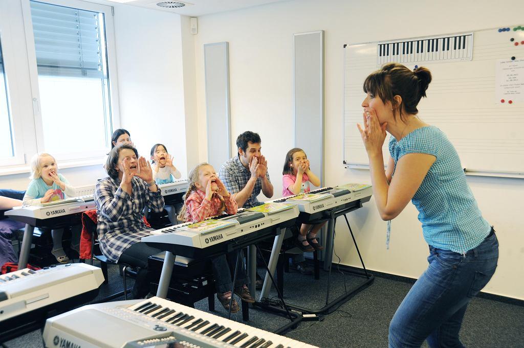 Szkoła Muzyczna YAMAHA / Patrick Piel / Patrick Piel
