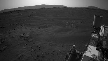 Perseverance wysłał już tysiące zdjęć z powierzchni Marsa. Jest pierwsza panorama i film 360 stopni