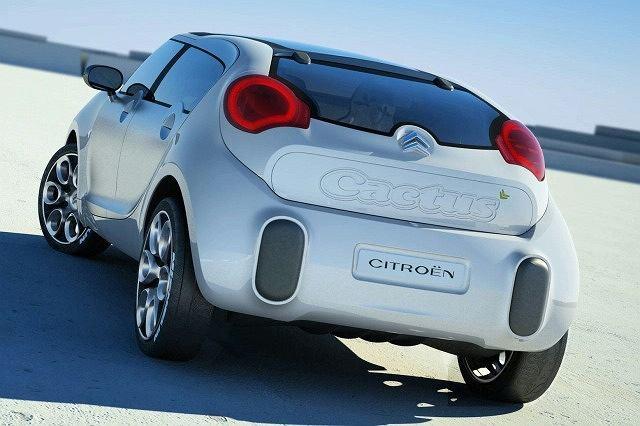 Citroen C-Cactus Concept
