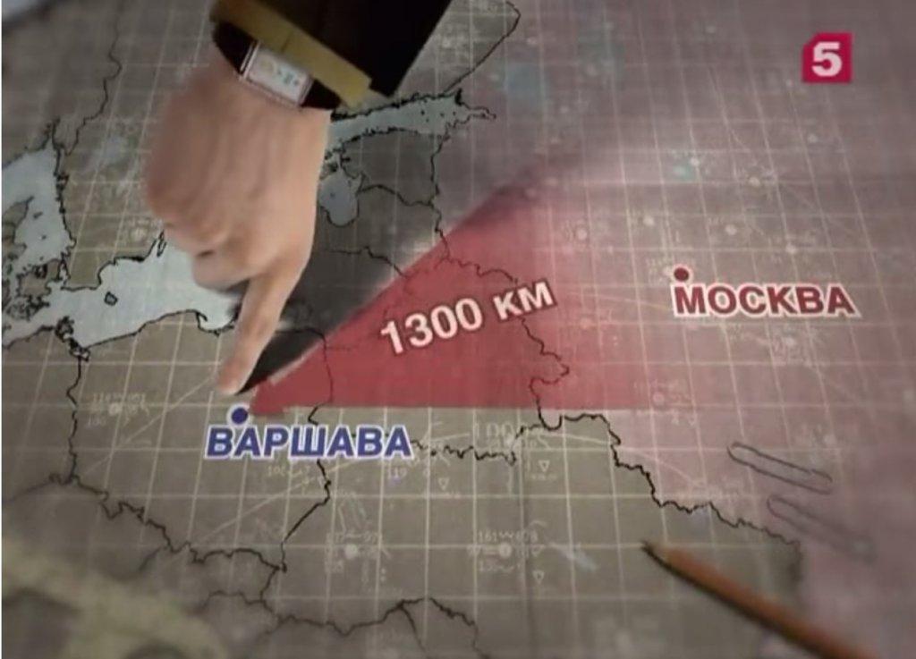 Według Kanału 5, rosyjskiego czołgi mogę być w Warszawie w 24