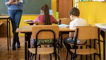 Minister Czarnek o frekwencji uczniów