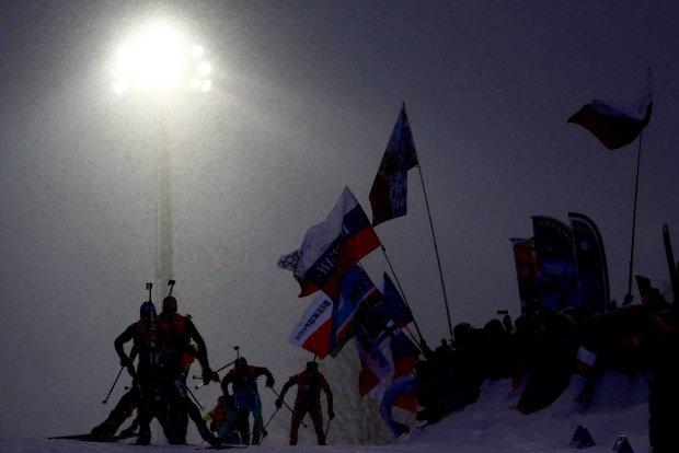 Biathlon. Tajemniczy przypadek dopingu w Pucharze Świata