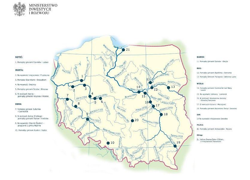 Rządowy plan budowy mostów