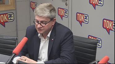 Paweł Soloch w Poranku Radia TOK FM