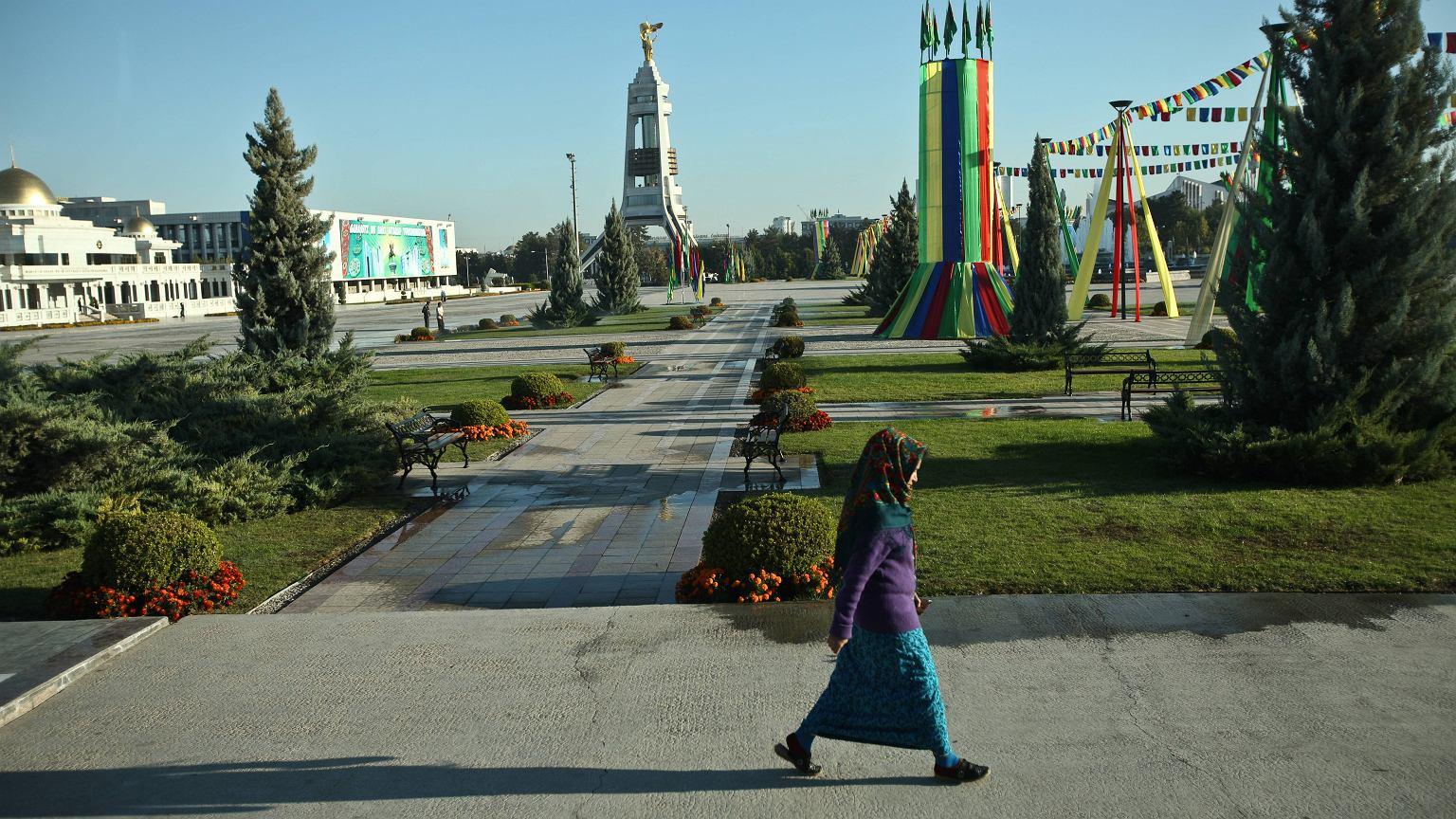 Turkmenistan zakazał słowa