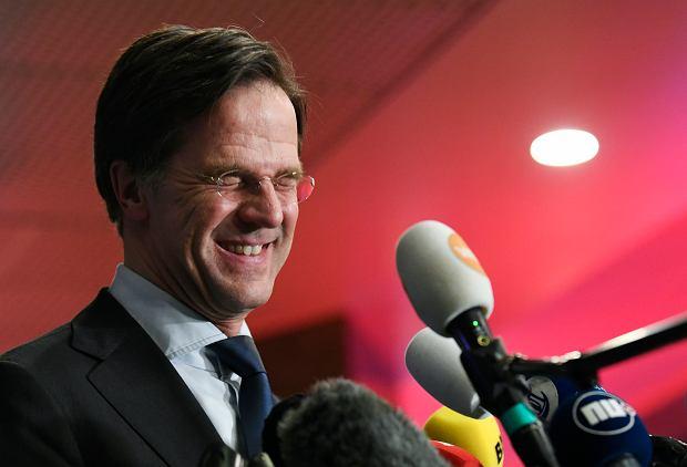Holandia: Mark Rutte prawdopodobnym zwycięzcą wyborów parlamentarnych
