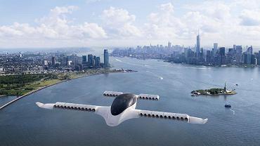 Lilium - taksówka przyszłości?