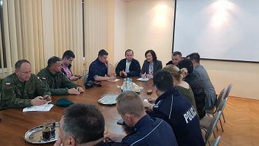 Marszałek Władysław Ortyl obiecał pomoc finansową dla poszkodowanych