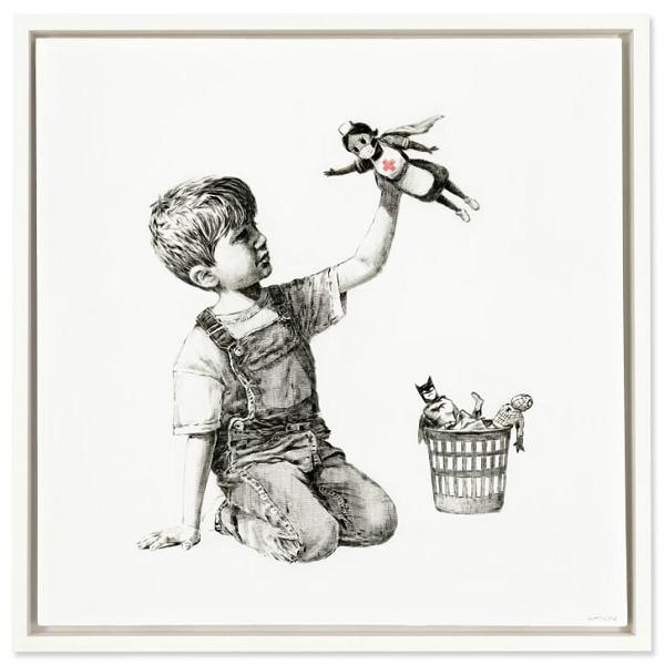 Banksy, 'Game Changer'