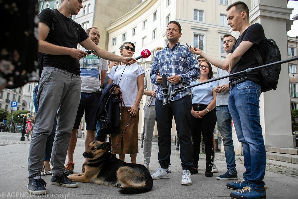 Rafał Trzaskowski Kusi Przekornych Dla Platformy To Bardzo